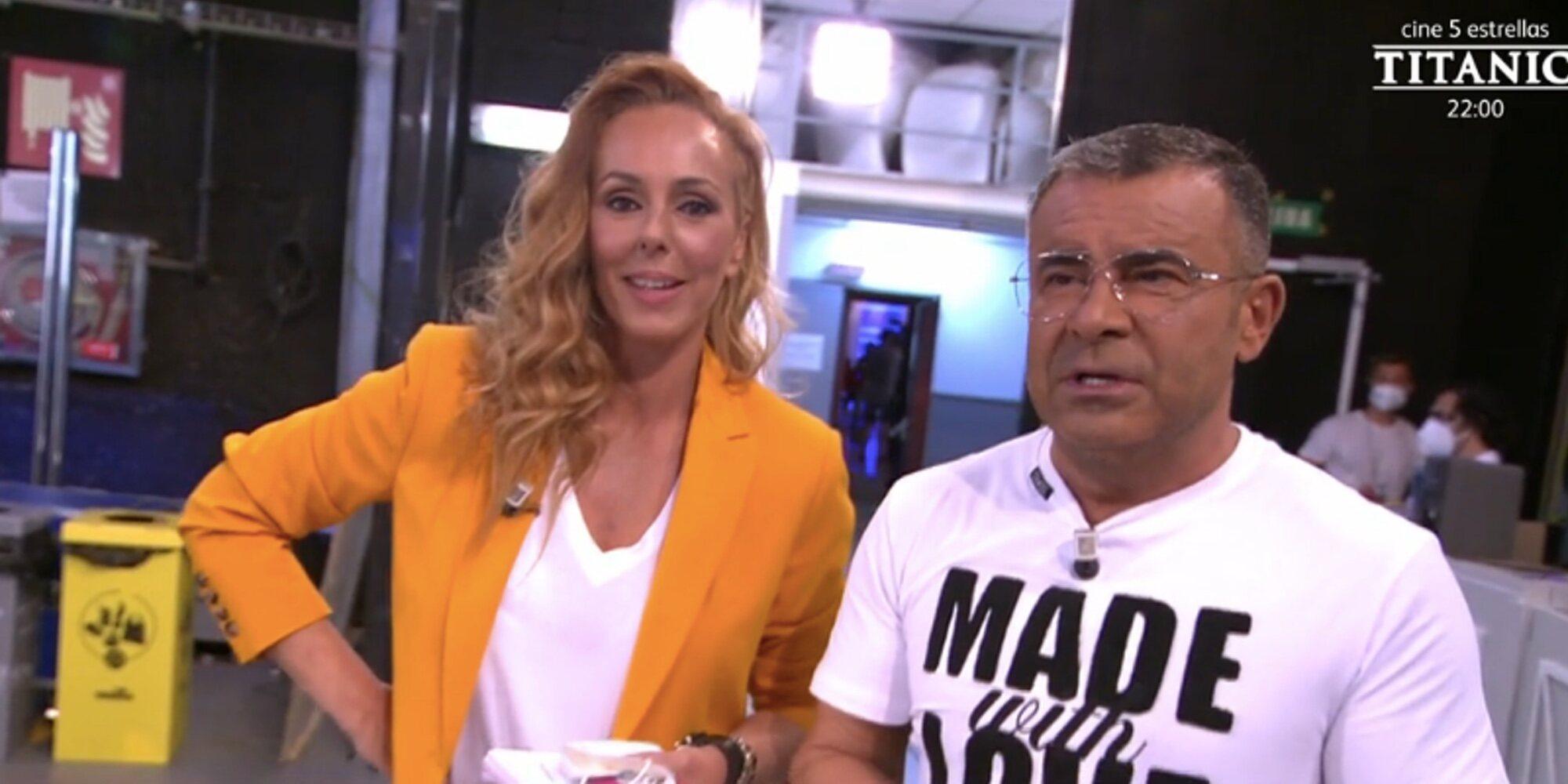"""Rocío Carrasco lanza un dardo a Olga Moreno: """"Lleva veinte años sobreviviendo de mi sufrimiento"""""""
