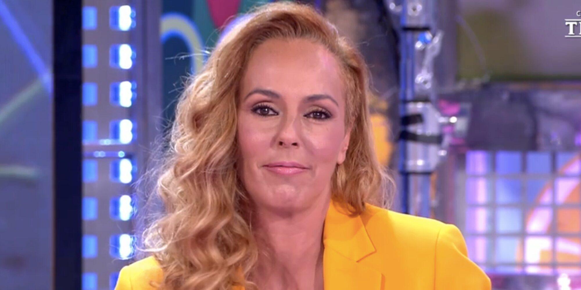 """Rocío Carrasco, a Amador Mohedano: """"Como si Rocío Jurado te hubiera necesitado a ti para tener crónicas"""""""