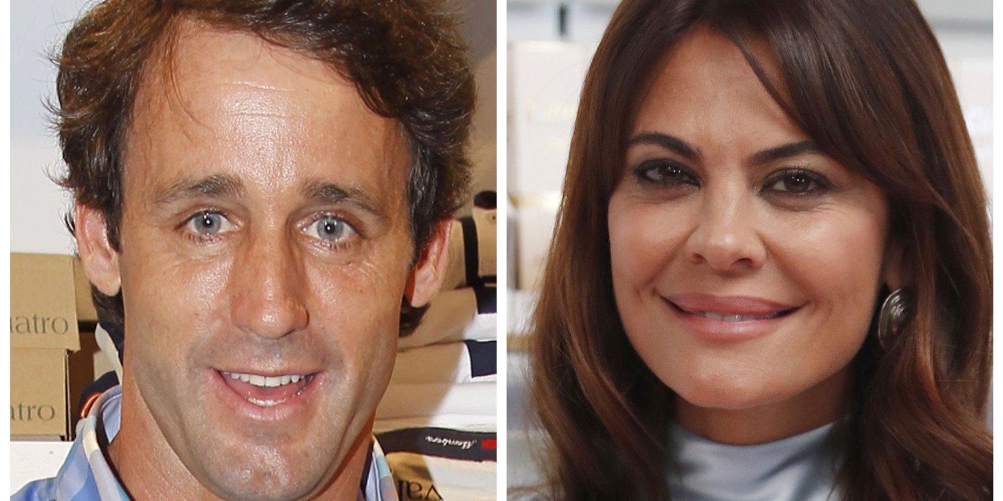 Salen a la luz las primeras imágenes de María José Suárez y Álvaro Muñoz Escassi juntos