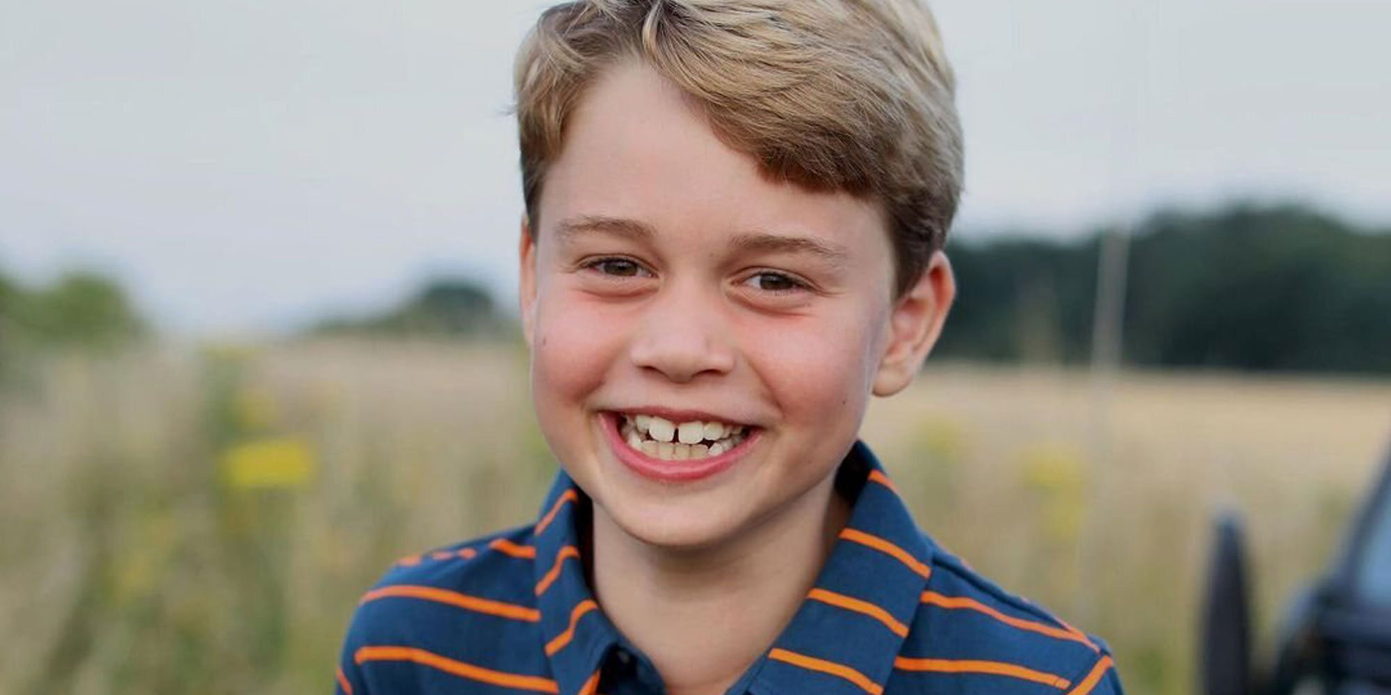 El Príncipe Jorge celebra su 8 cumpleaños: sonrisas, campo y un homenaje al Duque de Edimburgo