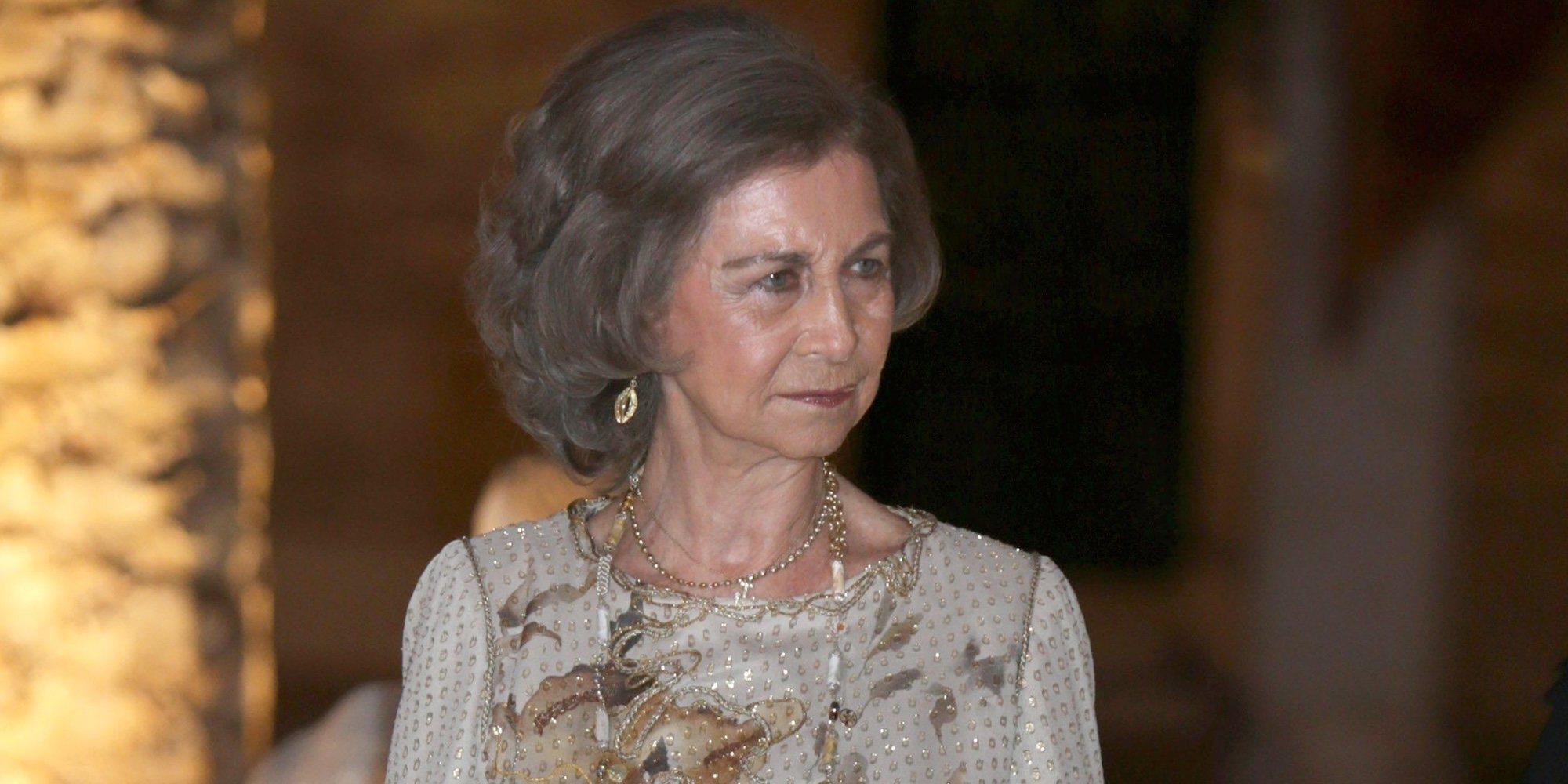 La Reina Sofía se instala en Mallorca para disfrutar de sus vacaciones en Marivent