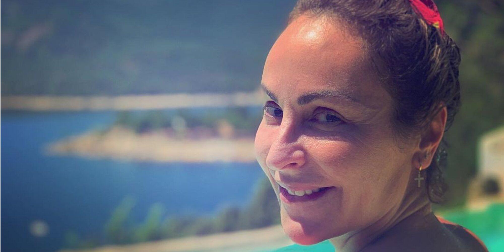 """Ana Milán confiesa que está otra vez soltera: """"Mi corazón no está ocupado"""""""