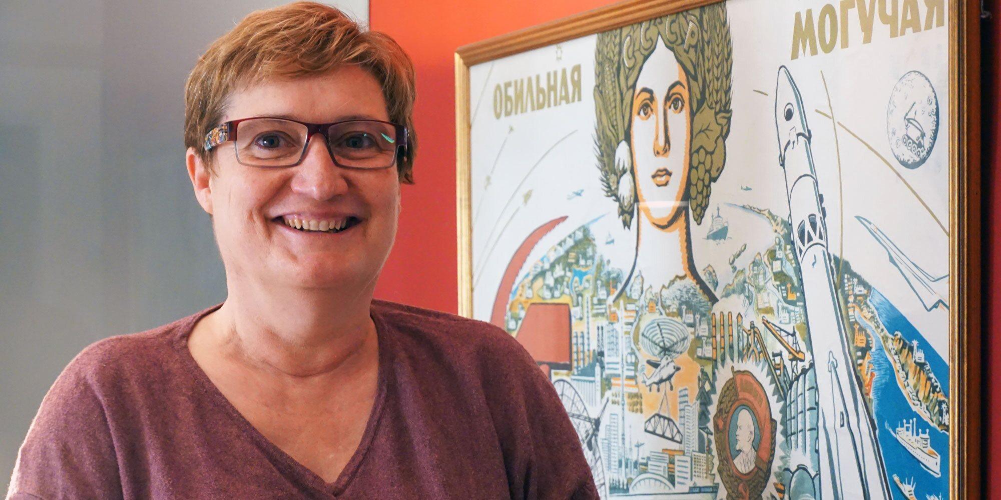 """Sara Gutiérrez, autora de 'El último verano de la URSS': """"Lo peor estaba en la vida diaria, pero nunca me arrepentí de ir"""""""