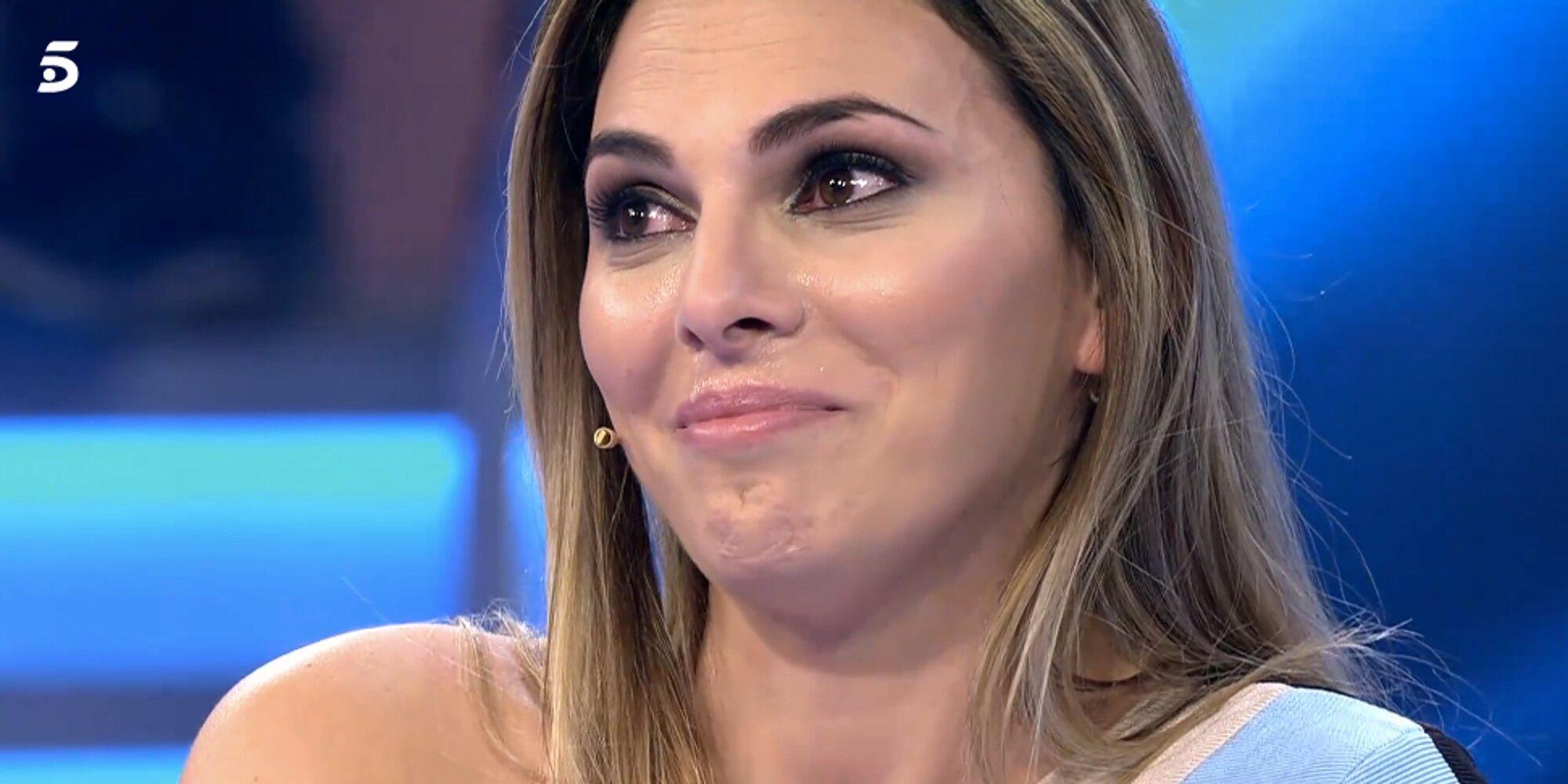 """La emotiva sorpresa de la hermana de Irene Rosales: """"Papá y mamá están muy orgullosos de ti"""""""