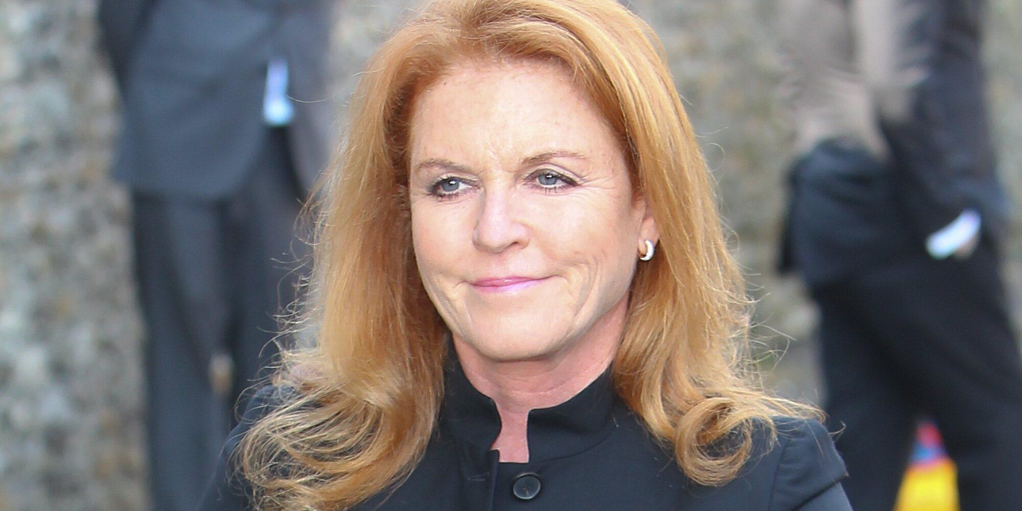 Sarah Ferguson no descarta volver a casarse con el Príncipe Andrés