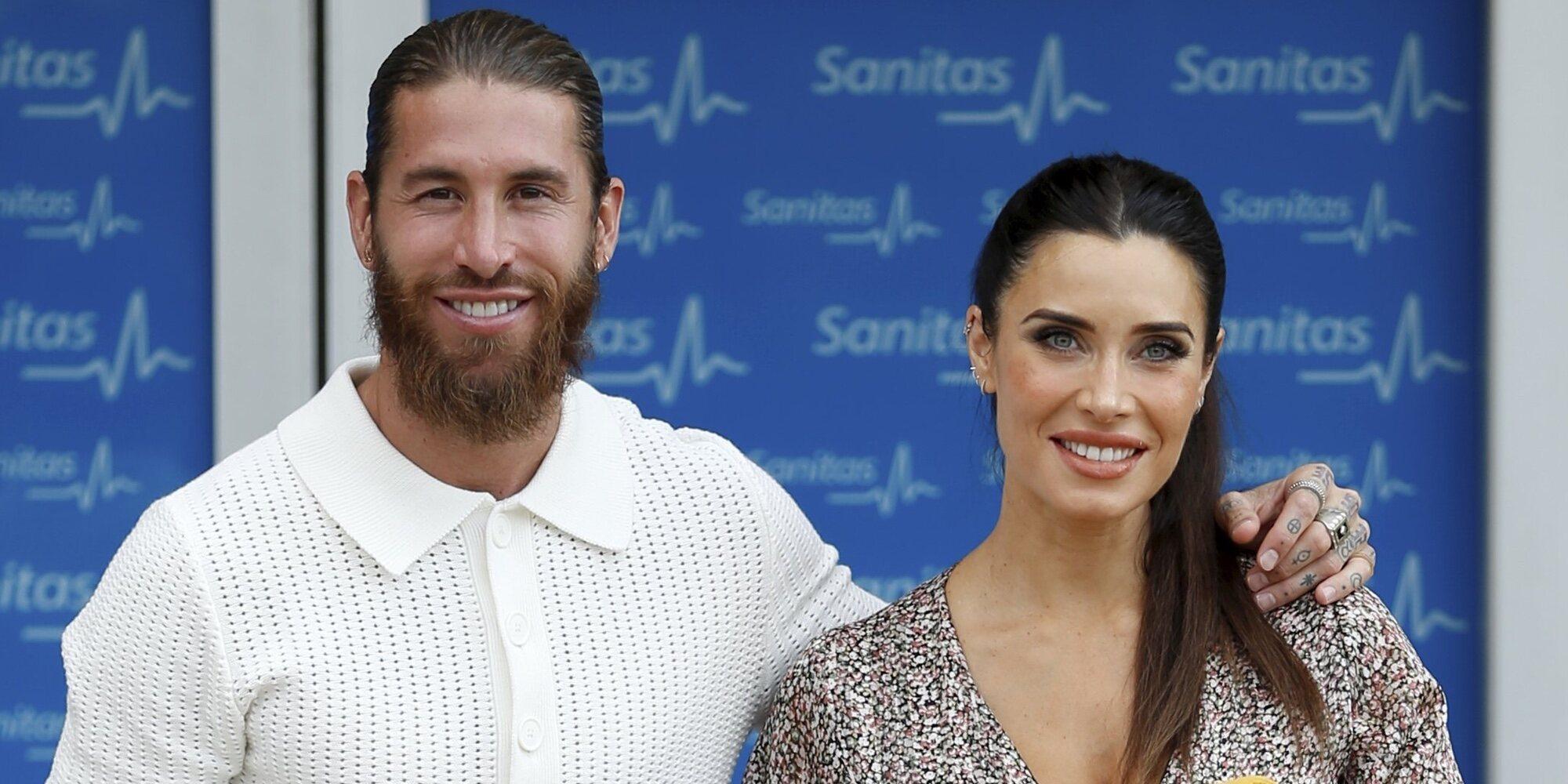 Pilar Rubio y Sergio Ramos celebran el primer cumpleaños de Máximo Adriano en París