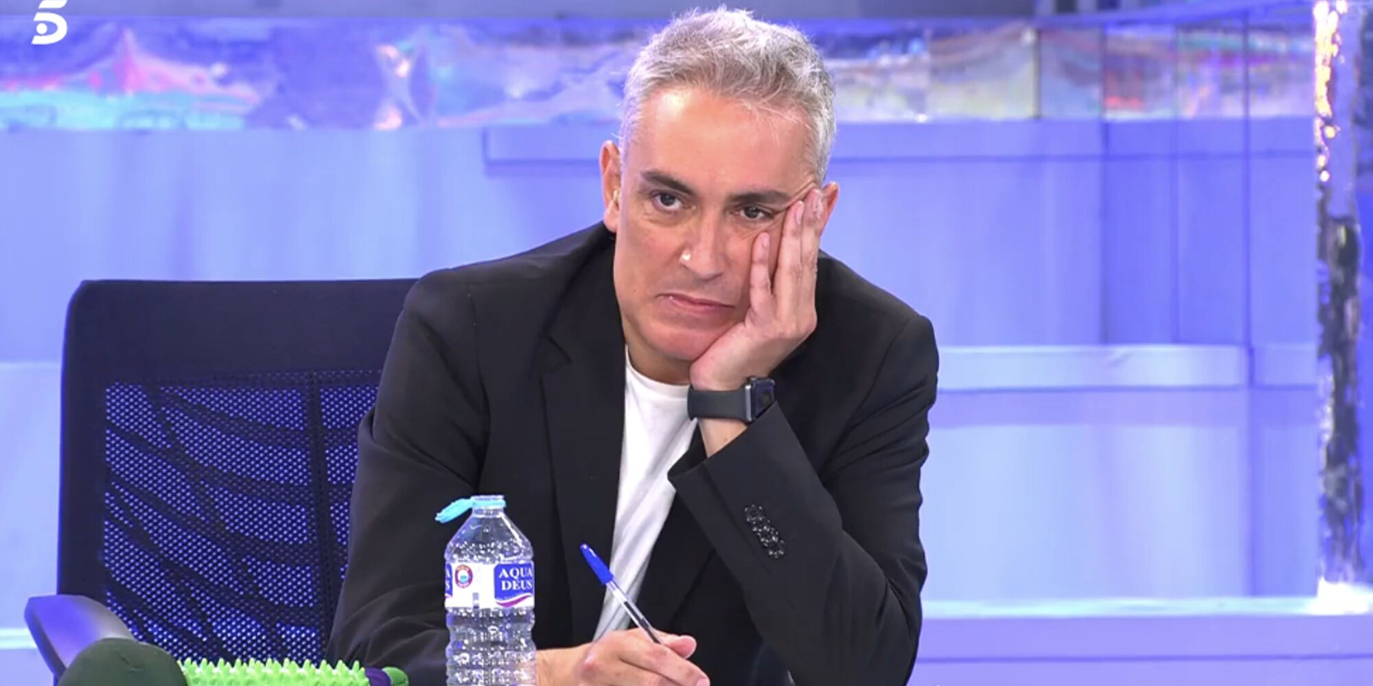 """El estallido de Kiko Hernández contra Terelu Campos: """"Que la gente pasa de vosotras"""""""