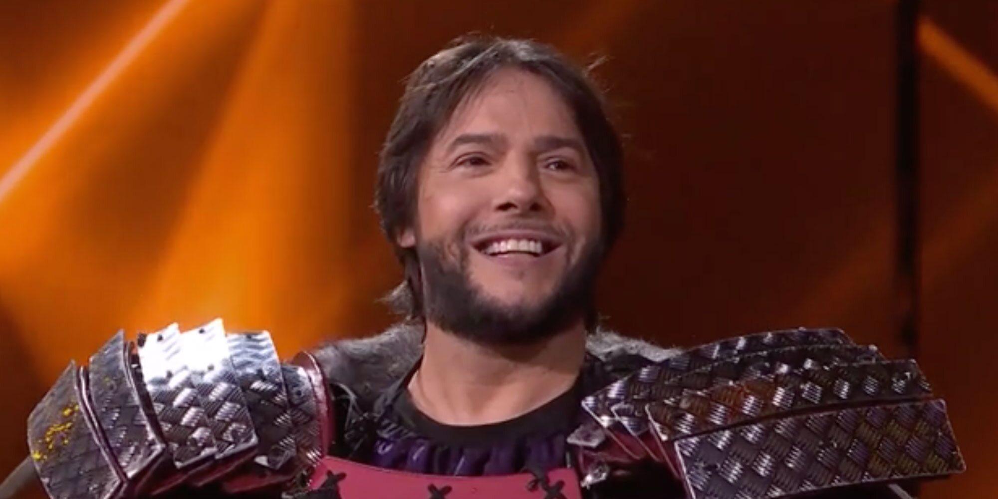 Joaquín Cortés gana 'Mask Singer 2' bajo la máscara de Erizo