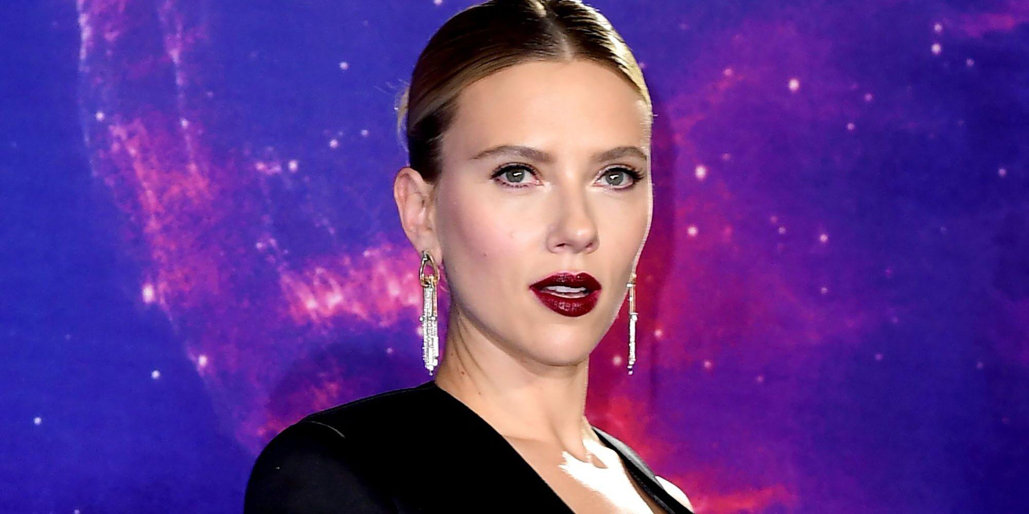 Scarlett Johansson presenta una querella contra Disney por incumplimiento de contrato