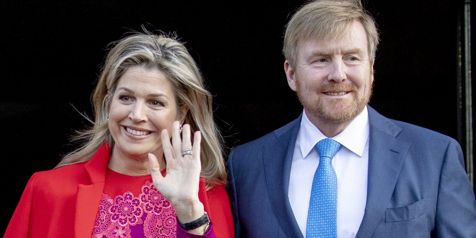 Guillermo y Máxima de Holanda vuelven a generar la misma polémica que el año anterior por sus vacaciones