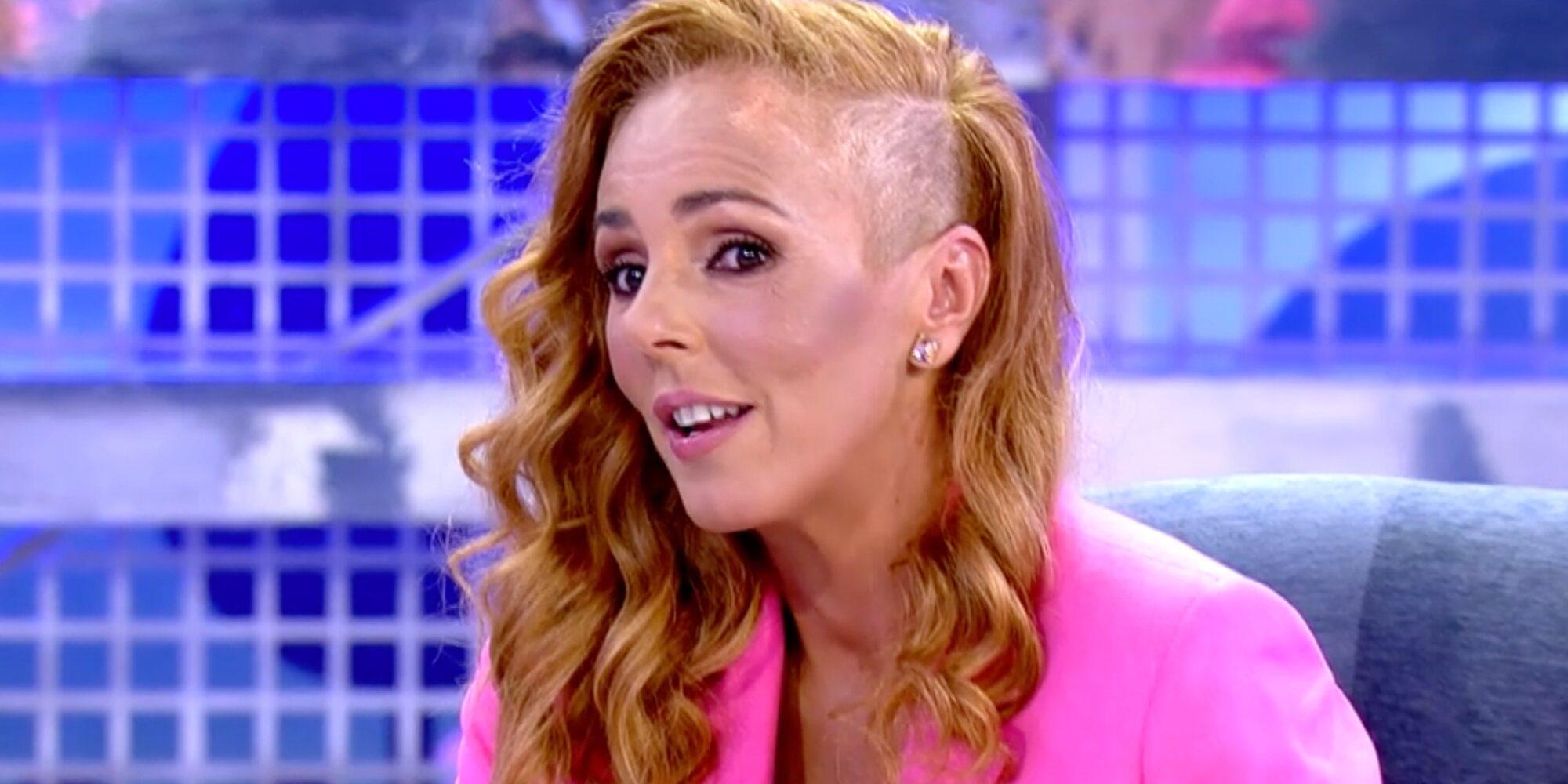 Marta López hace llorar a Rocío Carrasco al hablar de su hijo David