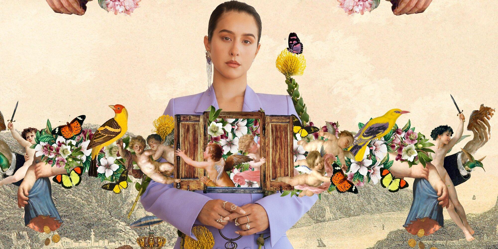"""Denise Rosenthal: """"A 'Santería' le di mi visión latinoamericana y Lola Índigo le dio a 'Demente' su fuerza"""""""