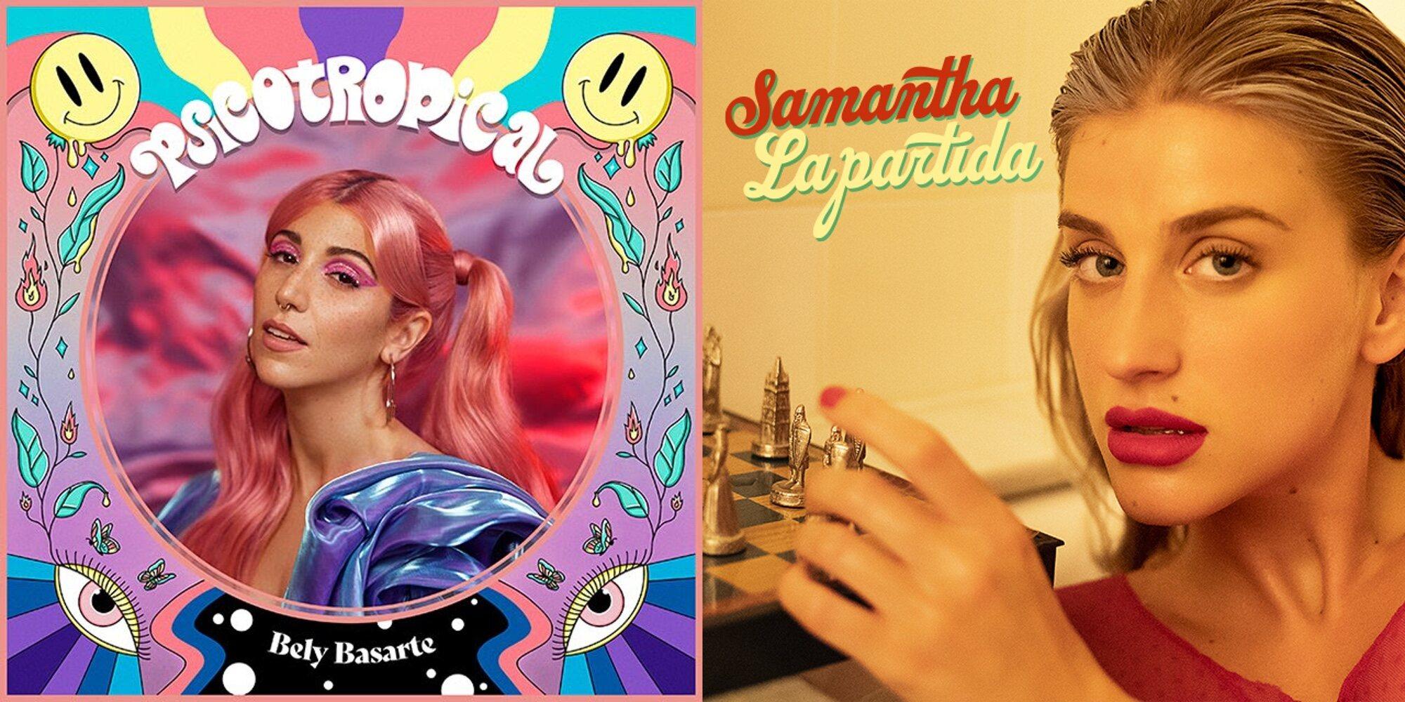 Samantha, Bely Basarte, Beatriz Luengo... Los lanzamientos musicales de la semana