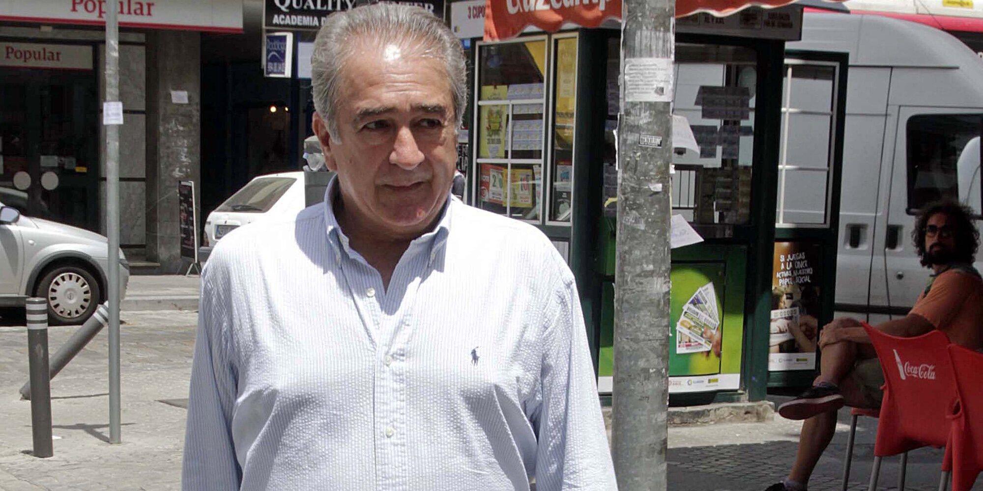 """Bernardo Pantoja interviene en directo en 'Sálvame': """"Quiero a Anabel más que a nada en el mundo"""""""