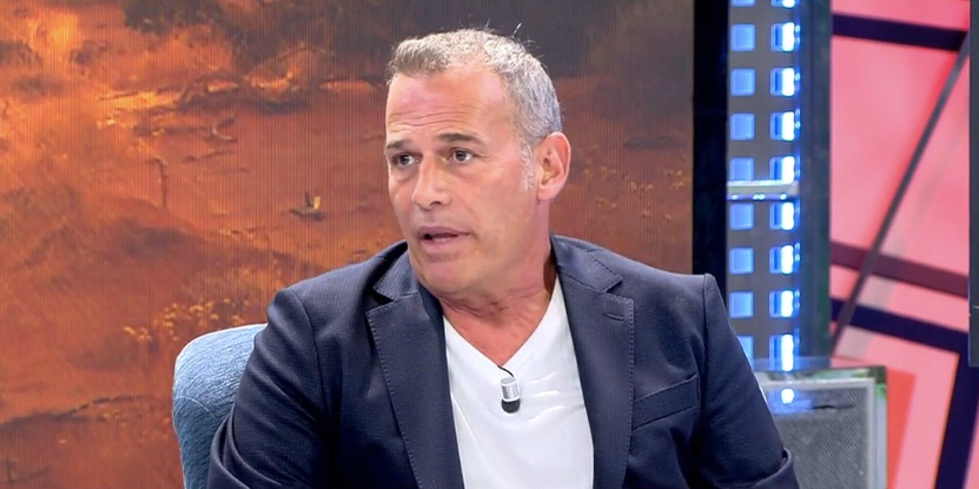 """Carlos Lozano reaparece tras meses alejado de la televisión: """"No podía más. Me saturé y exploté"""""""