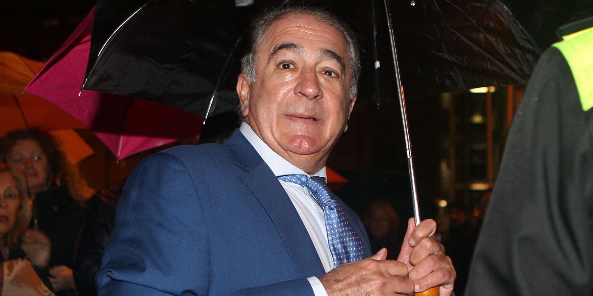 Bernardo Pantoja asegura que le han tenido una trampa para hacer el reportaje en la playa