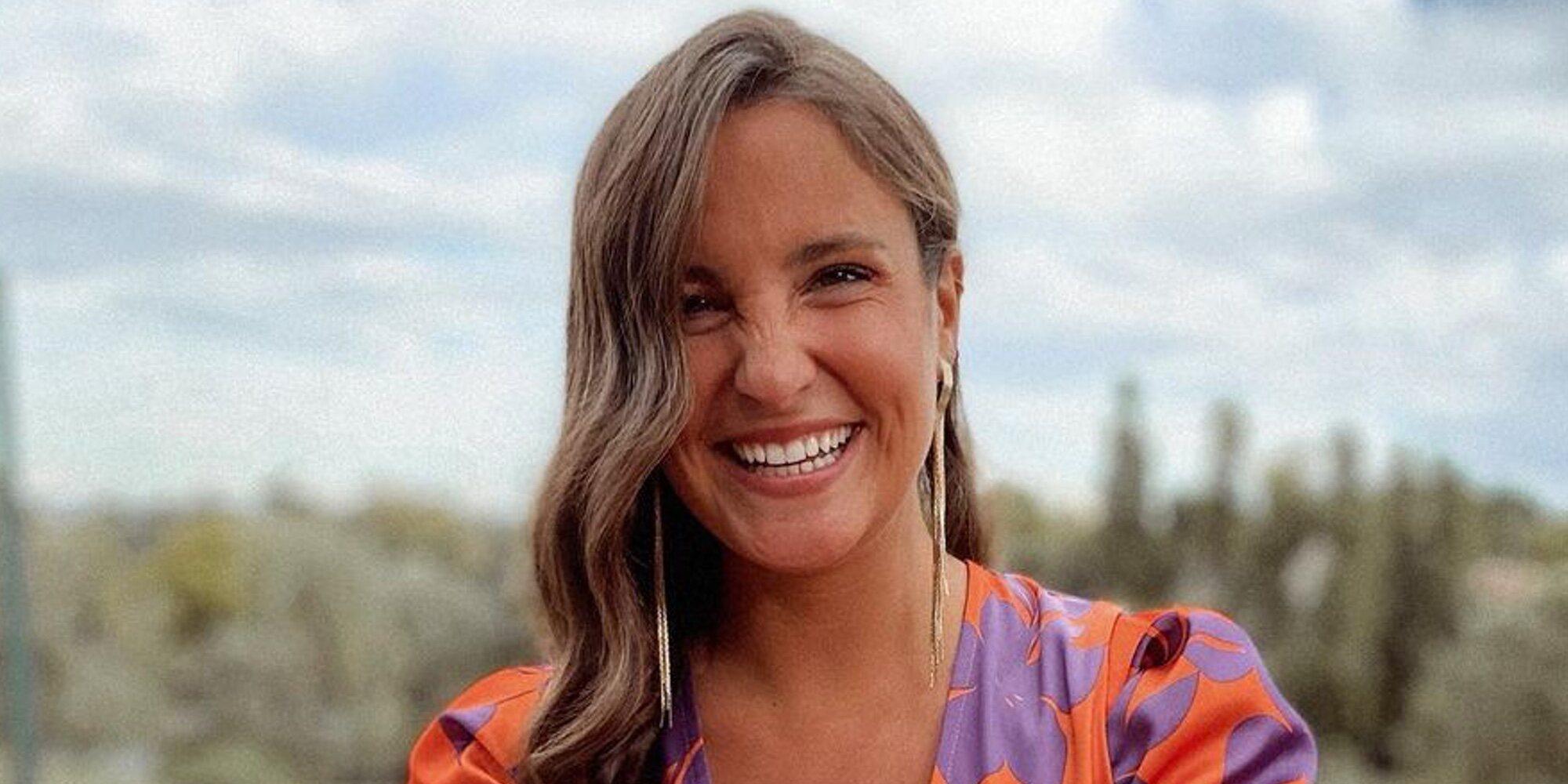 Marta Pombo comparte lo feliz que es con Luis Zamalloa