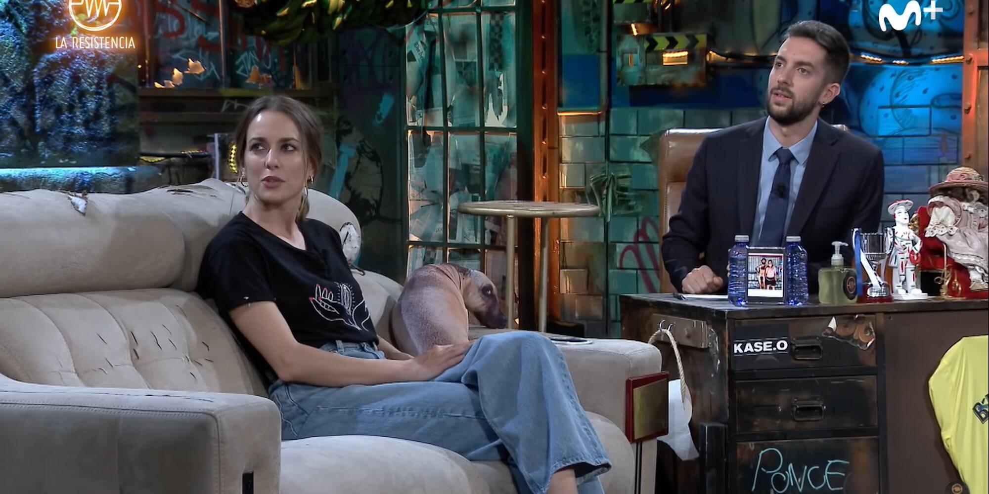 David Broncano y Silvia Alonso, la inesperada nueva pareja