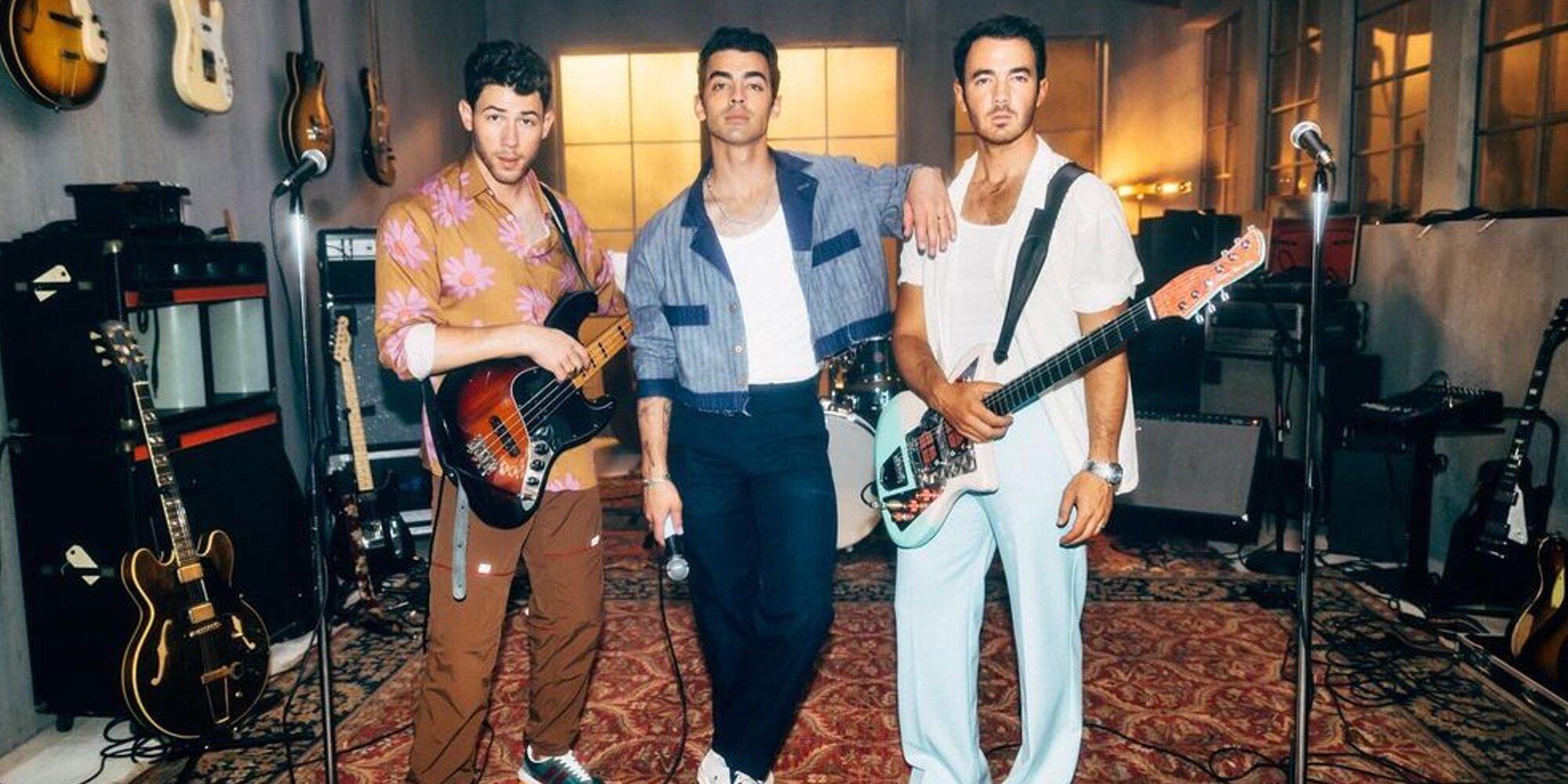 Jonas Brothers, Aitana, Sebastián Yatra... No te pierdas las novedades musicales de la semana
