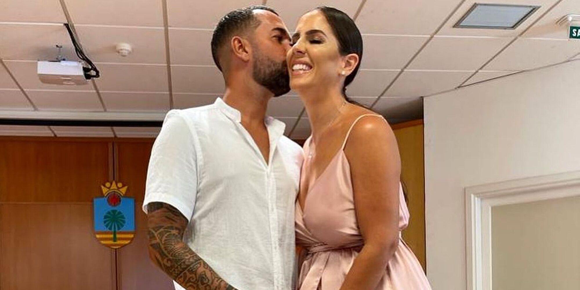 Anabel Pantoja y Omar Sánchez ya se han dado el 'sí, quiero'