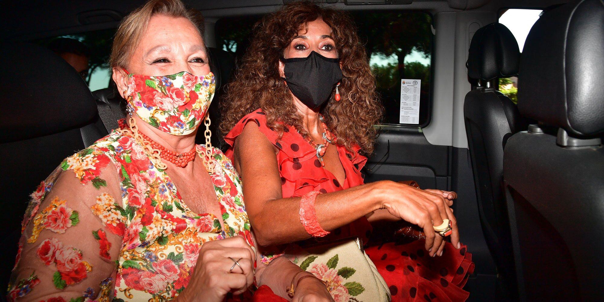 De Rosario Flores, y Alba Flores a Ana Milán y Yolanda Ramos: los invitados a la boda de Elena Furiase y Gonzalo Sierra