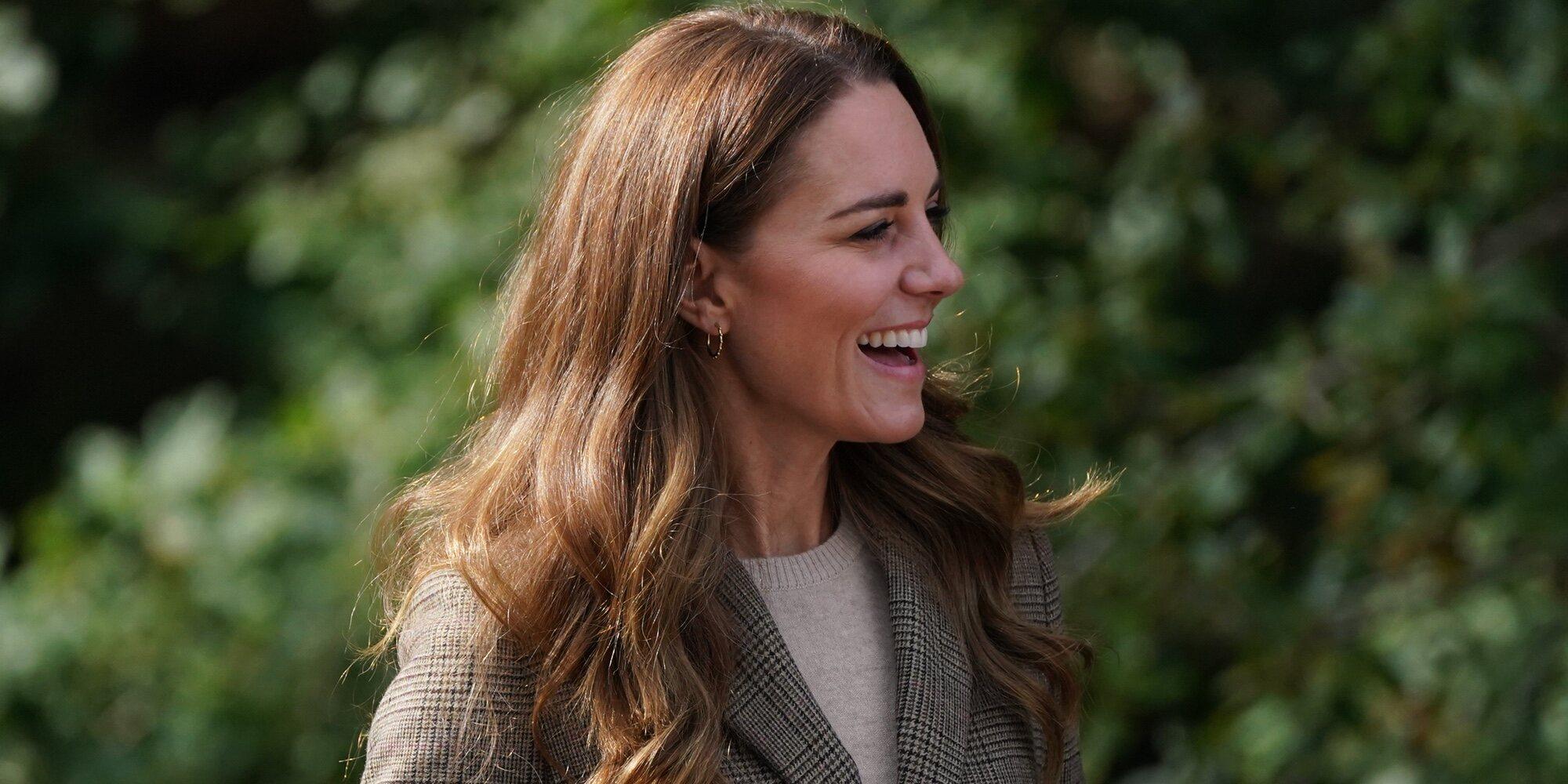 El inolvidable viaje de Kate Middleton al Distrito de los Lagos: deporte y charlas que le marcarán para siempre