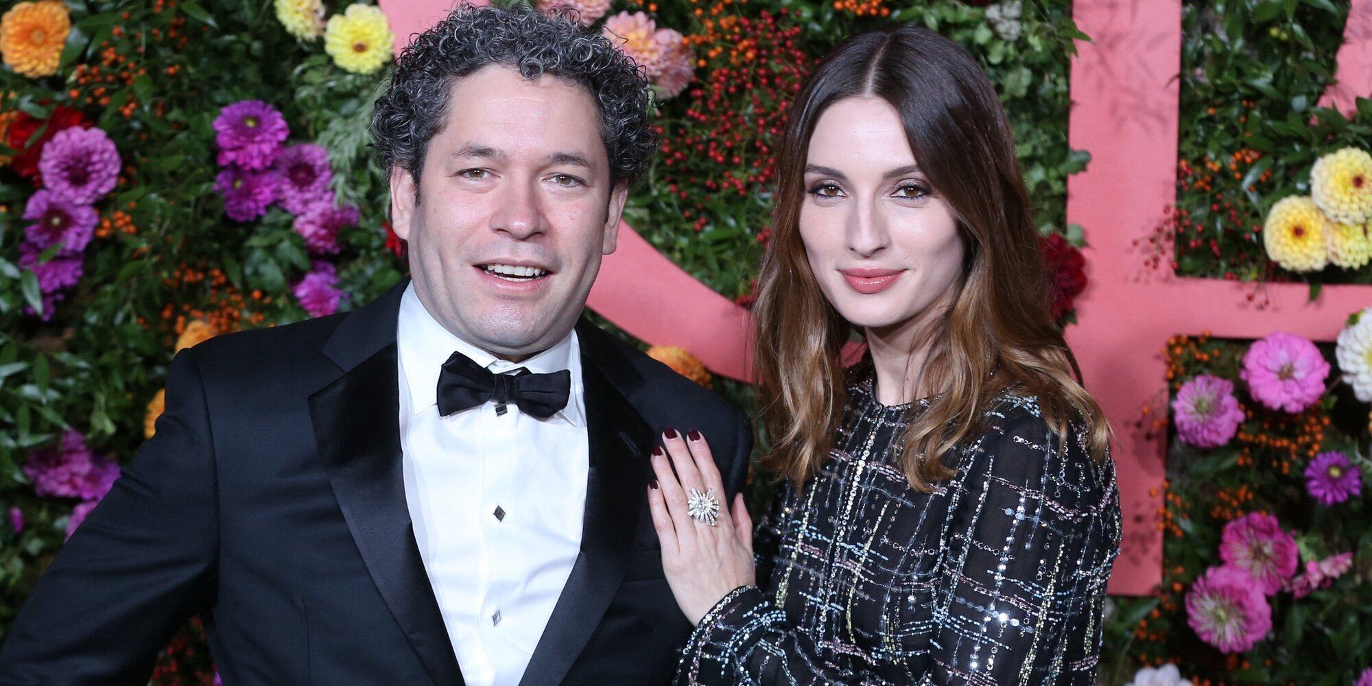 María Valverde, muy orgullosa de su marido Gustavo Dudamel en su debut como Director de Orquesta en París