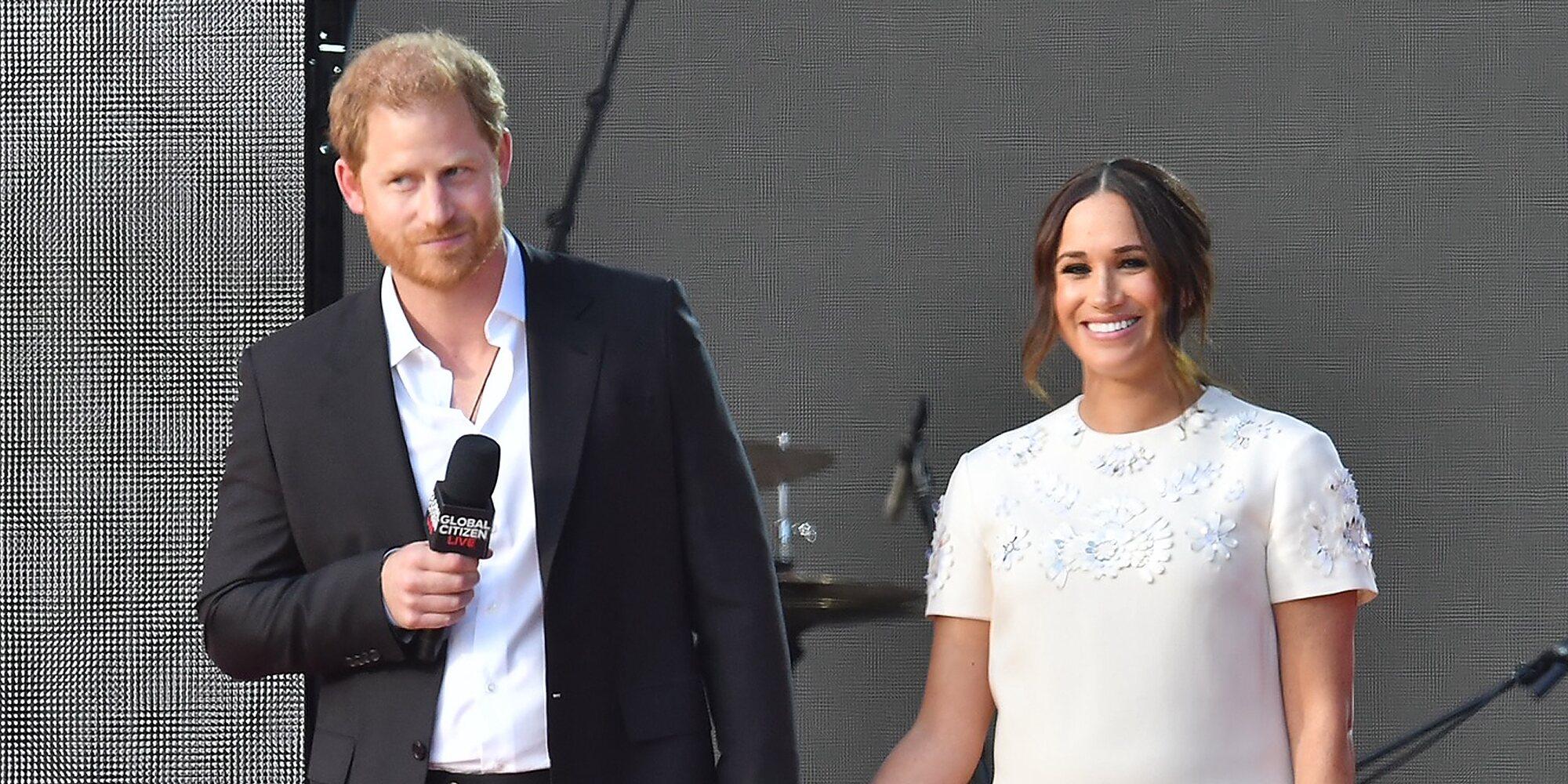 El Príncipe Harry y Meghan Markle culminan su viaje a Nueva York con un importante mensaje