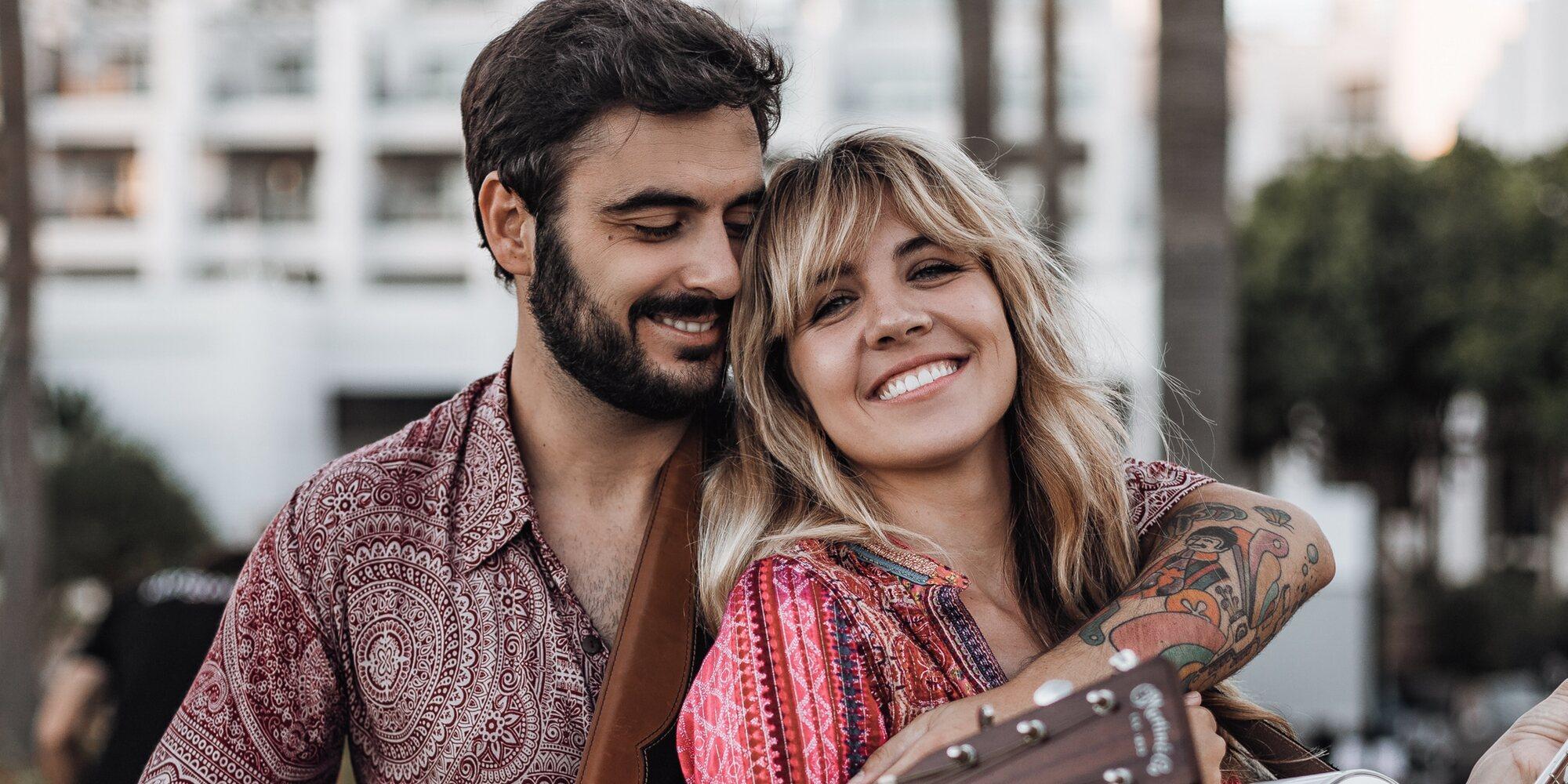 Andrea Guasch y Rosco anuncian su compromiso al ritmo de 'Take you home'
