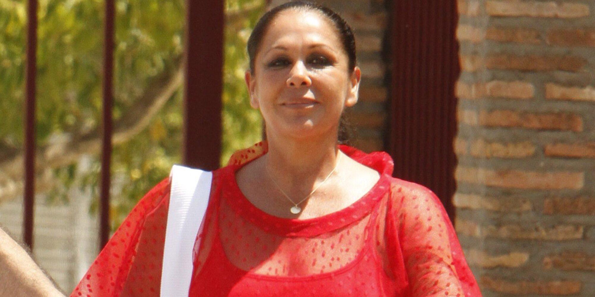 Isabel Pantoja volverá a sentarse en el banquillo de los acusados en el año 2022
