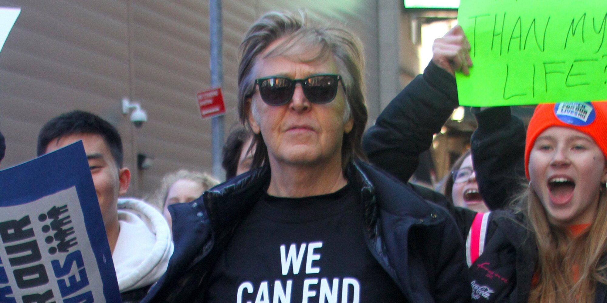 Paul McCartney acusa, 51 años después, a John Lennon de la disolución de 'The Beatles'