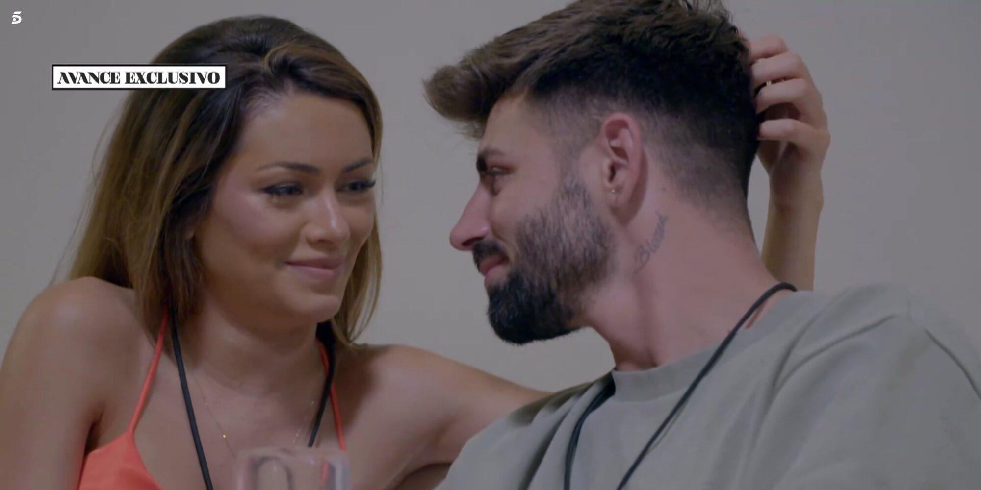 'La última tentación': Isaac traiciona a Lucía al besarse con Bela