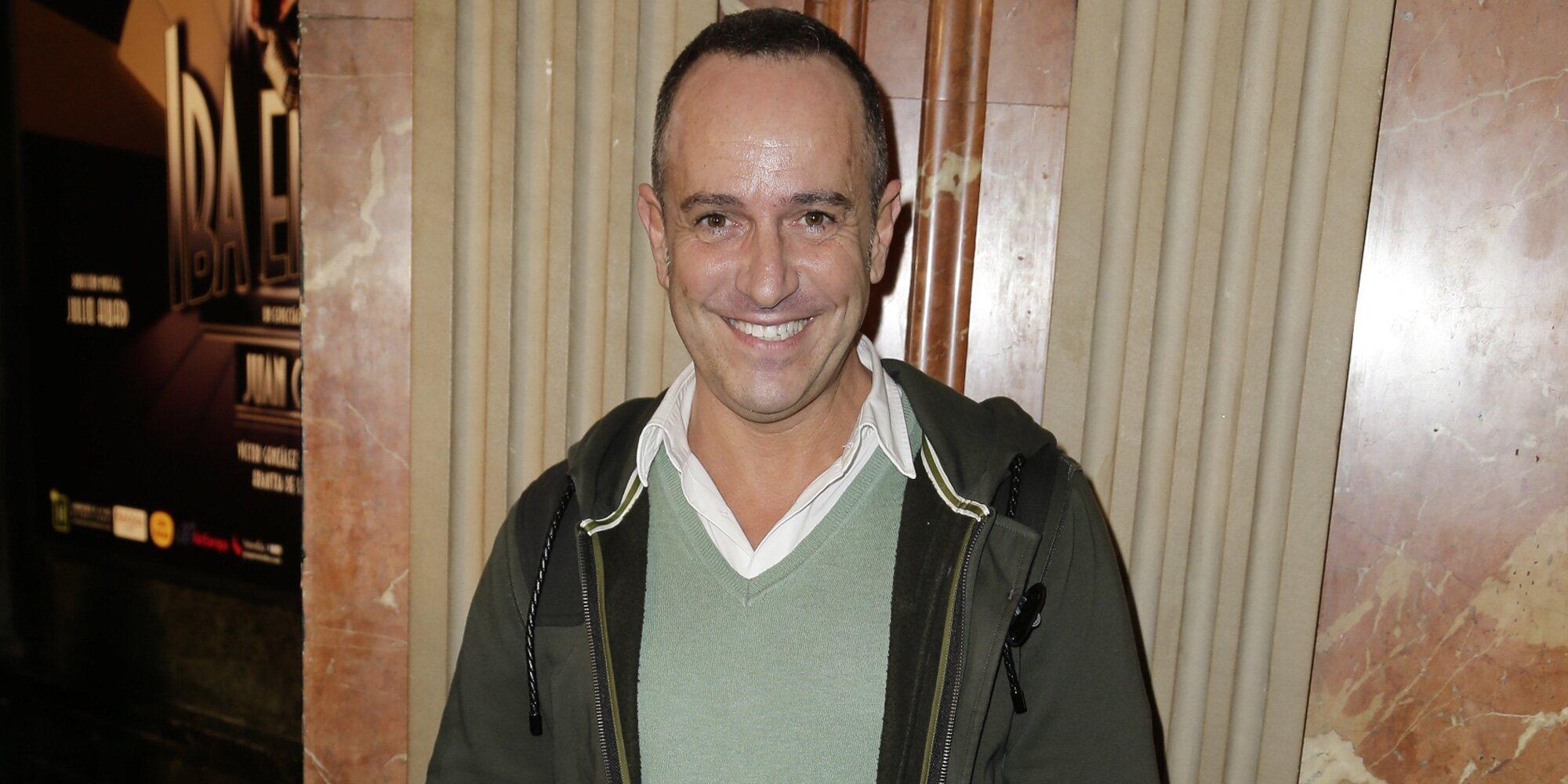 Víctor Sandoval cuenta en 'Sálvame' su vida llena de excesos cuando vivía con Nacho Polo
