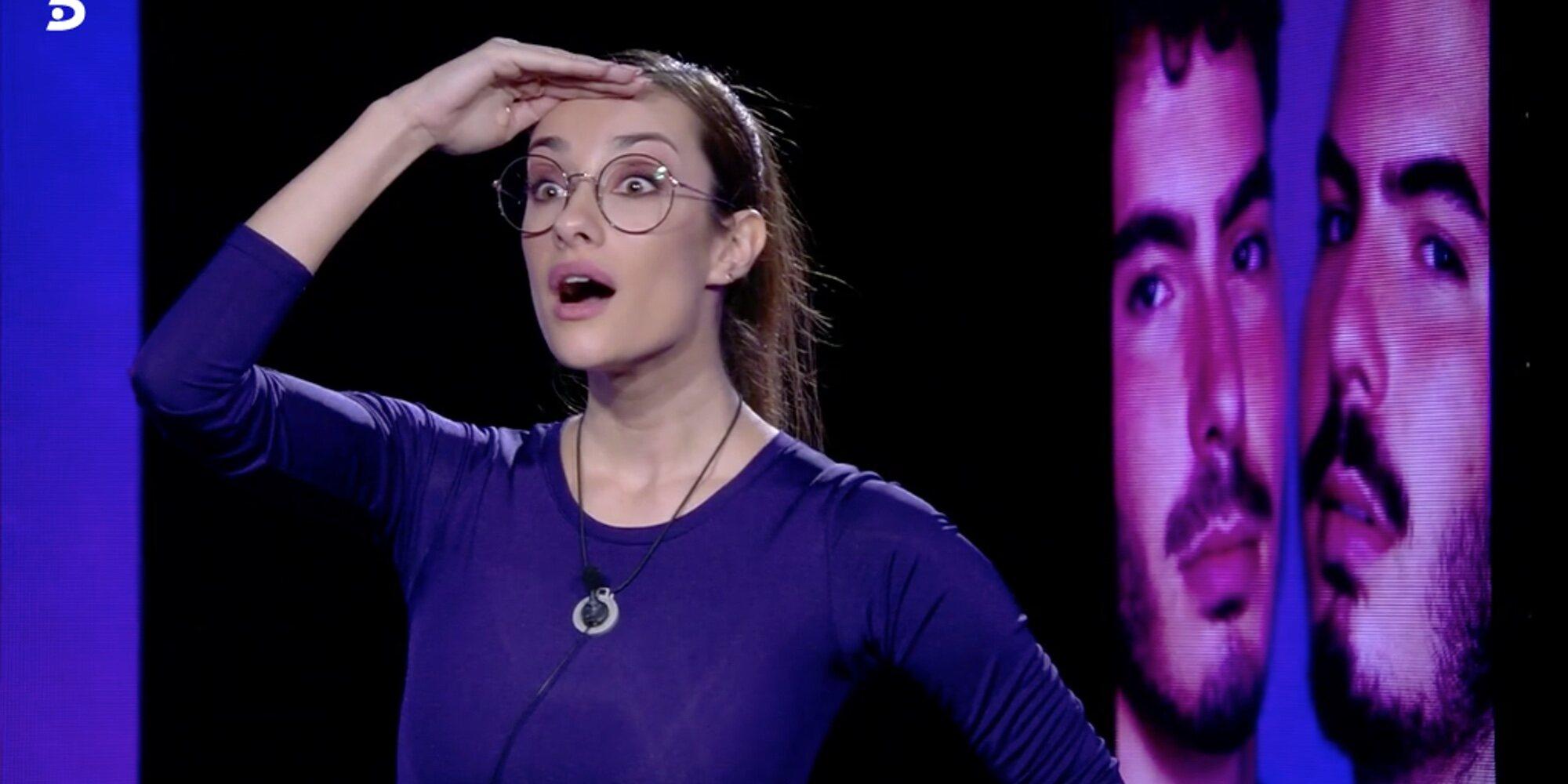 'Secret Story': Lo que no se vio de la bronca de Adara y los Gemeliers tras salir de 'La sala de la verdad'