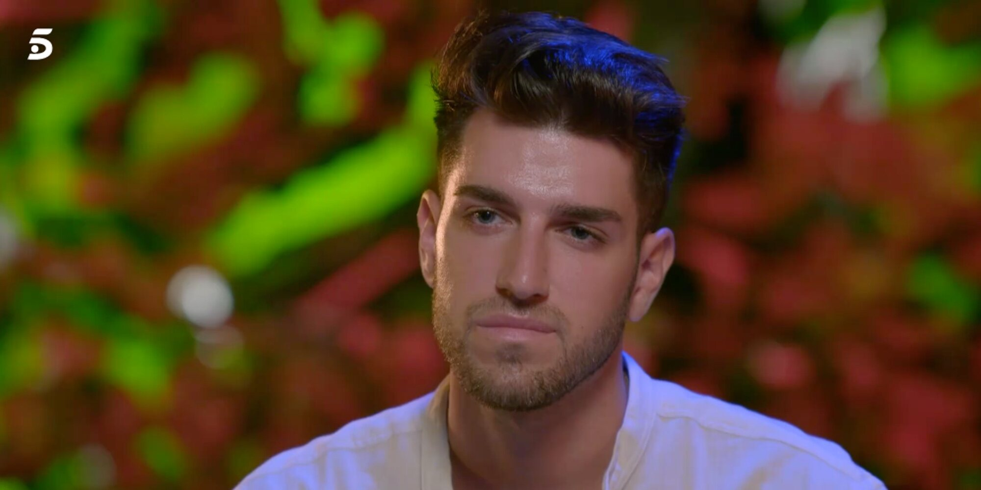Roberto, destrozado al ver que Andrea se ha acostado con Manuel en 'La última tentación'