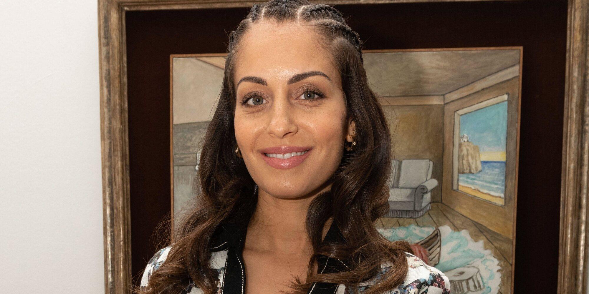 """Hiba Abouk confirma su segundo embarazo: """"La familia crece"""""""