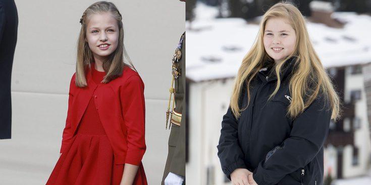 Isabel de Bélgica, Ingrid de Noruega y Estela de Suecia, las royals que 'dejan mal' a la Princesa Leonor y Amalia de Holanda