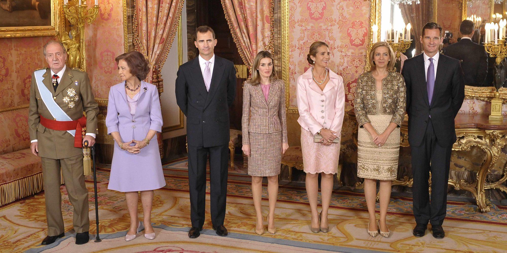 Muertes trágicas, separaciones, corrupción y amantes: los peores escándalos de la Familia Real Española