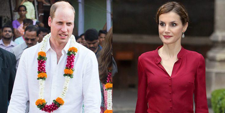 Del Príncipe Guillermo a Mette-Marit de Noruega o la Reina Letizia: la realeza que apoya al colectivo LGTBI