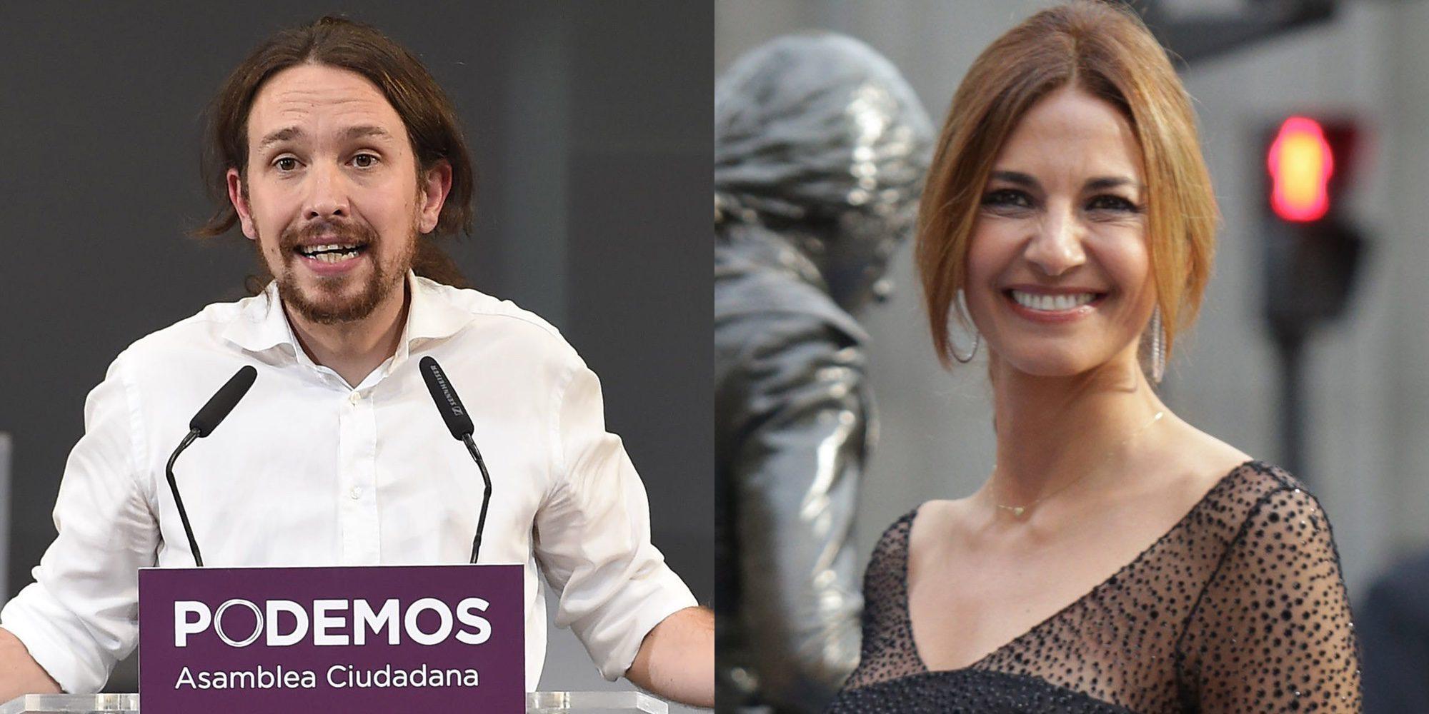"""Mariló Montero denuncia al político Pablo Iglesias por decir que """"la azotaría hasta que sangrase"""""""