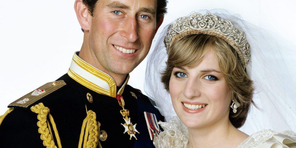 Resultado de imagen para príncipe de Gales y Lady Diana Spencer boda