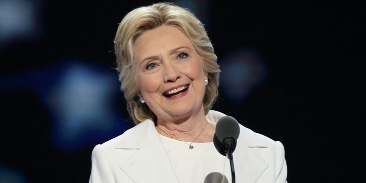 Katy Perry y Chloe Moretz piden el voto para Hillary Clinton en la Convención Demócrata