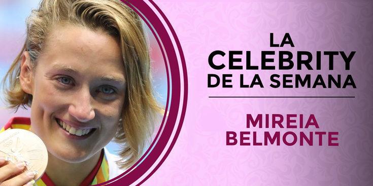 Mireia Belmonte y Maialen Chourraut, celebrities de la semana por sus medallas de oro en Río 2016