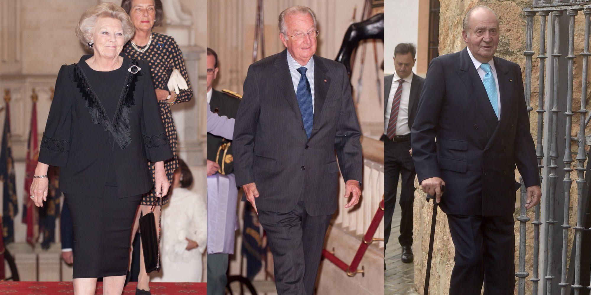 Beatriz de Holanda, Alberto de Bélgica o Juan Carlos de España: los Reyes que sí pudieron abdicar