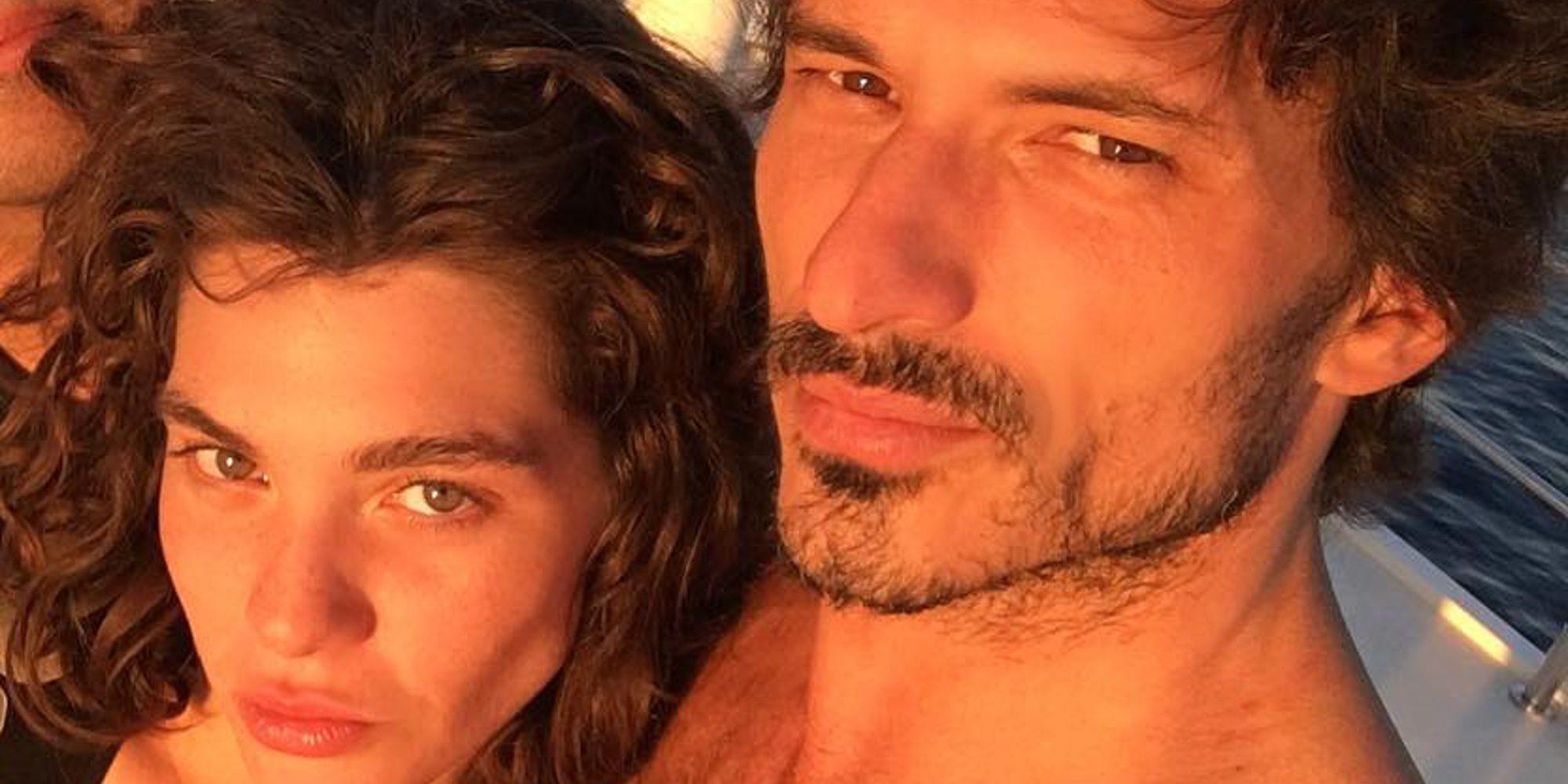 Andrés Velencoso, pillado con la modelo Steffy Argelich: ¿está de nuevo enamorado?