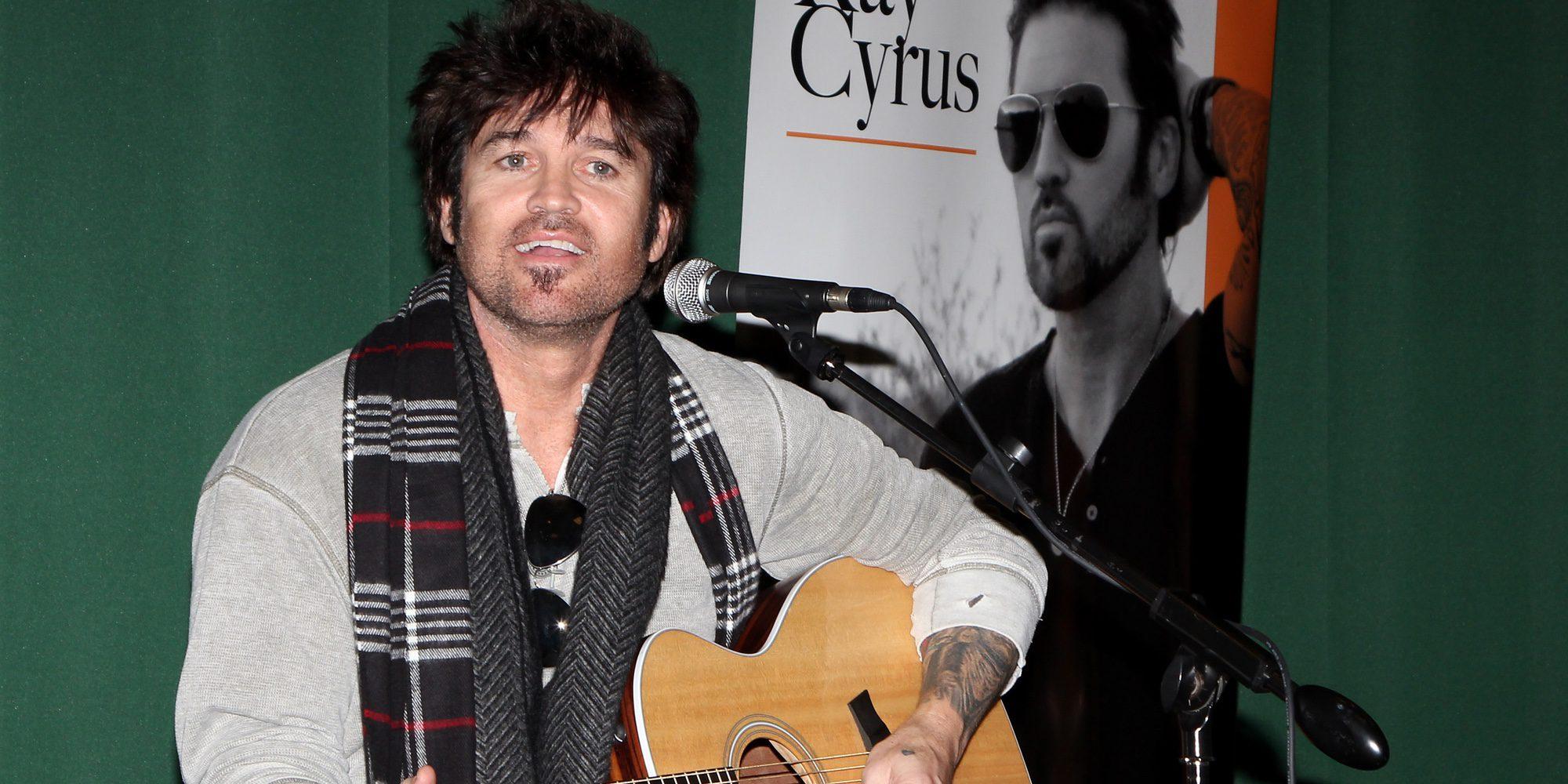 5 razones por las que Billy Ray Cyrus es mucho más que el padre de Miley Cyrus