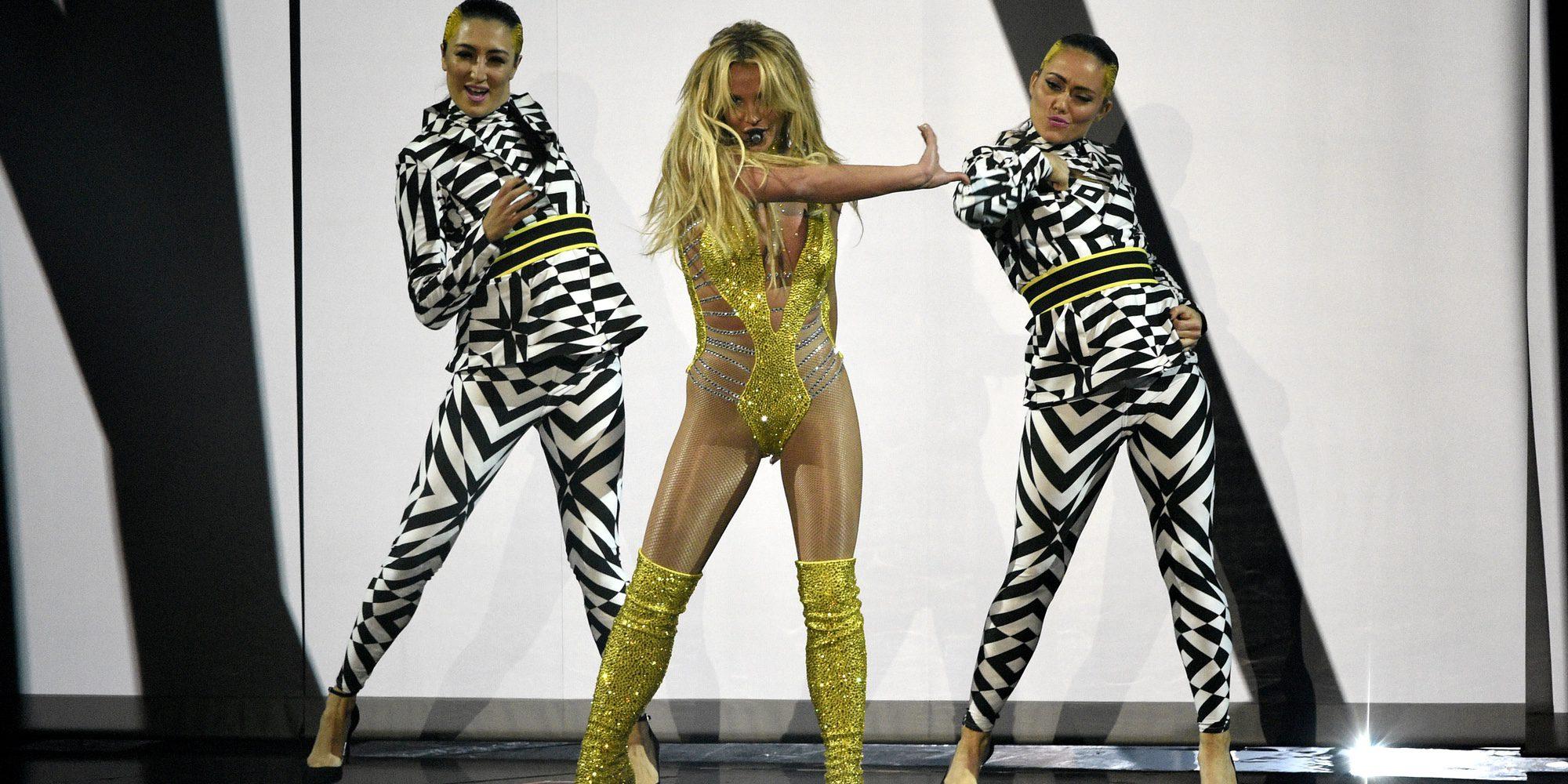 Britney Spears, Beyoncé y Rihanna ponen banda sonora a los MTV VMAs 2016 con sus actuaciones