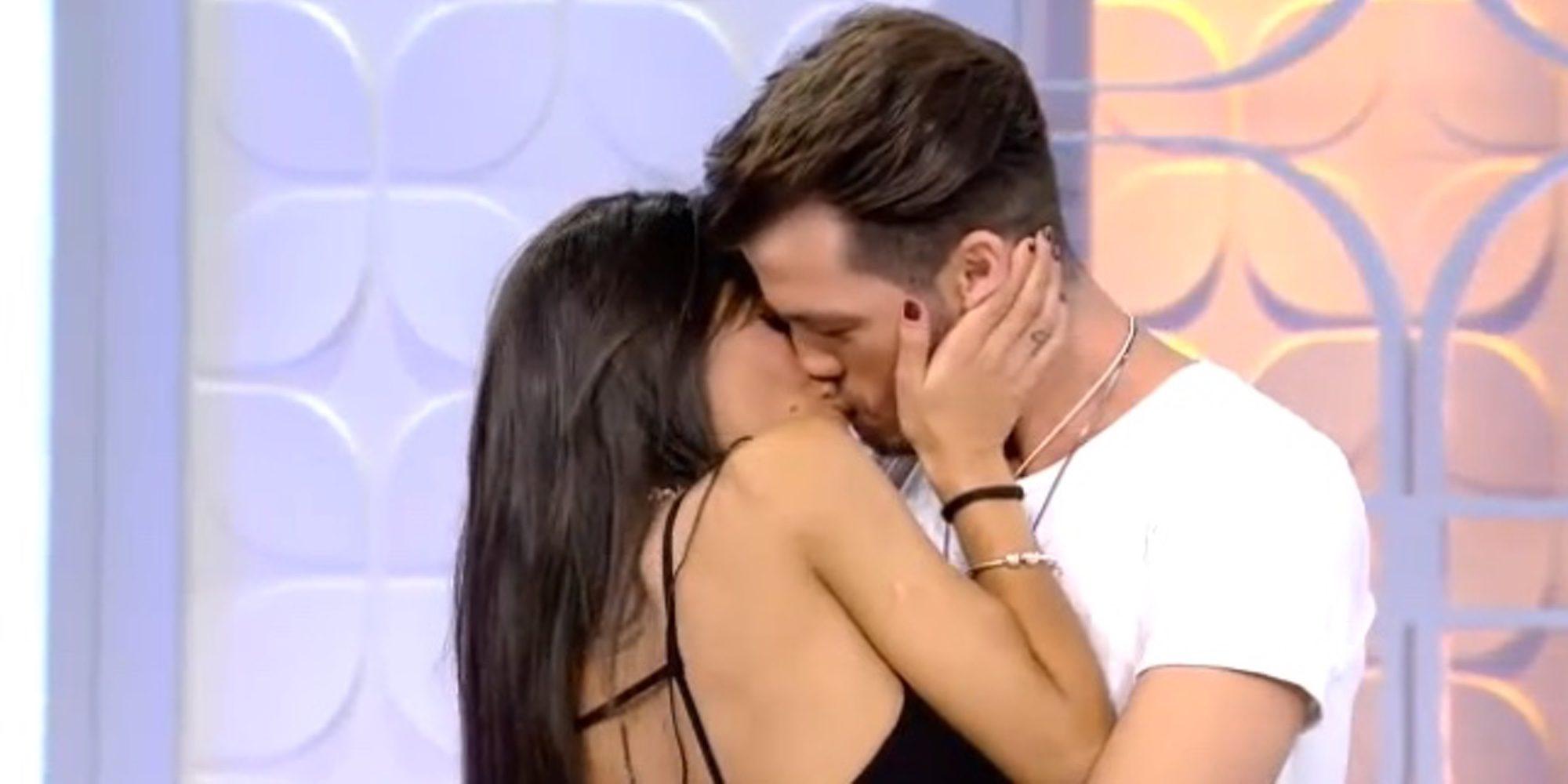 Fiama y Xavi, enamorados: otra primera posible pareja del trono de verano de MYHYV