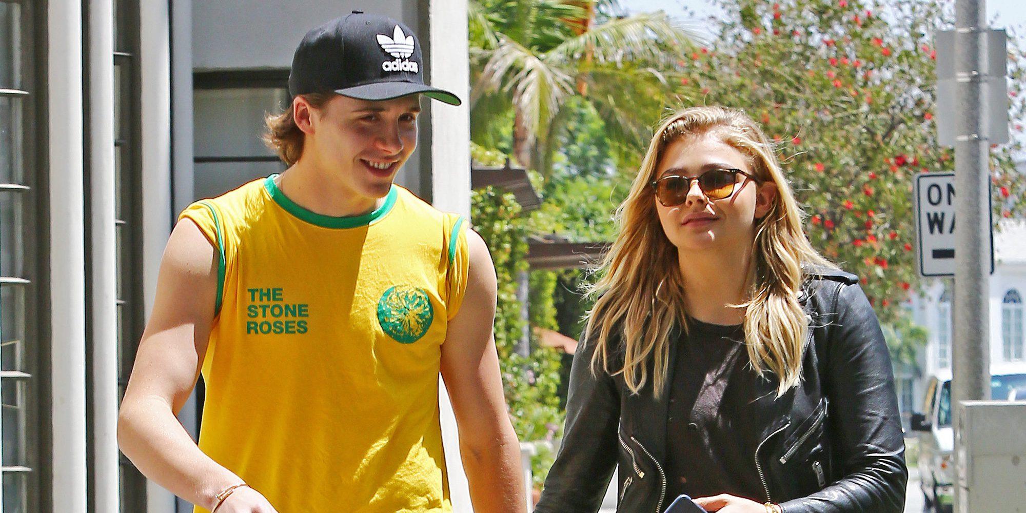 Chloe Moretz y Brooklyn Beckham rompen su noviazgo