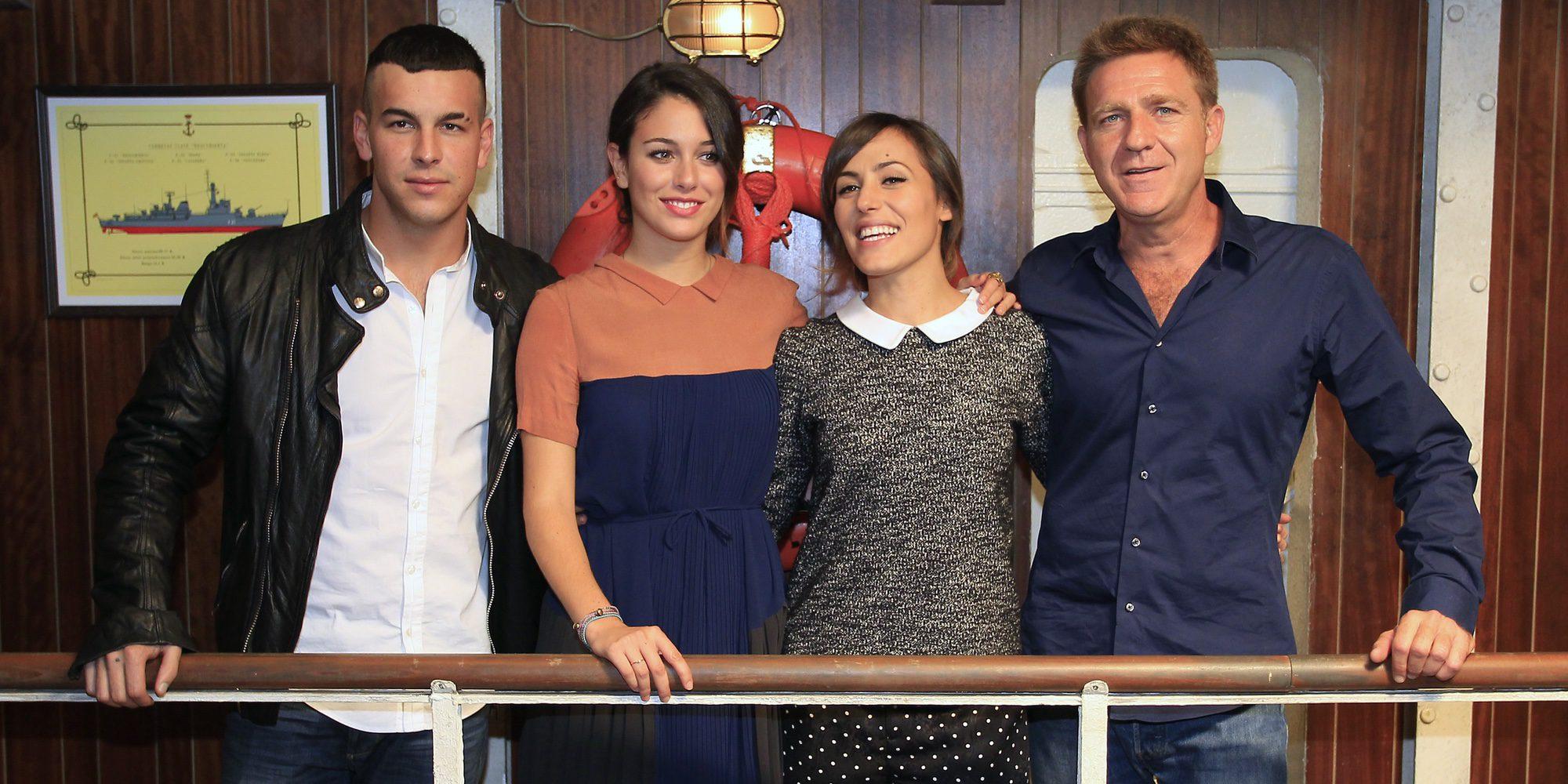 Así les ha ido a 10 de los actores de la serie 'El Barco'